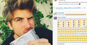 Joey Graceffa's branded post for 'Age of Adaline' got 103,000 likes, but how many impressions?