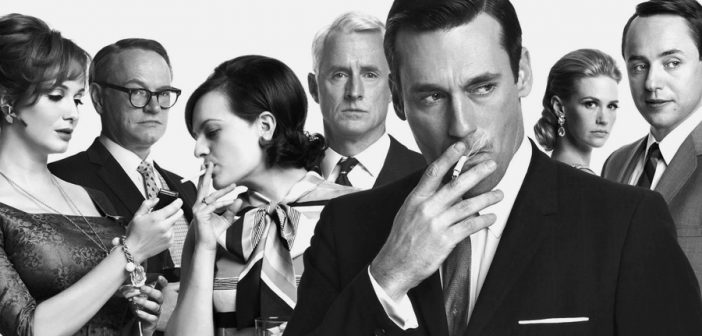 Vintage Lessons from Mad Men For Your Next Presentation