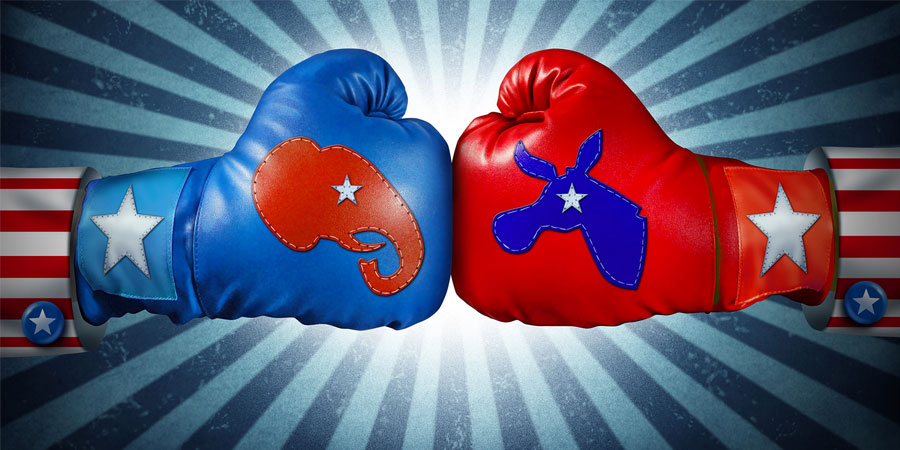 democrat and republican parties essay 'republican' refers to the republican party which is a proper noun the same  applies to the democratic party/democrats so you should use.