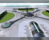 Inside the airport of 2040 where there are NO security queues thanks to super-fast 'molecular scanners'