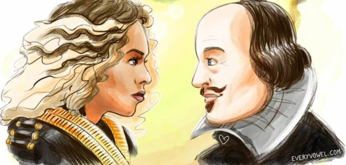 What Beyoncé & Shakespeare Have In Common: The Key To Creativity