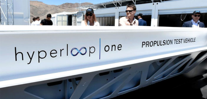 Hyperloop One Founders: We're the Only Company Building 'The' Hyperloop