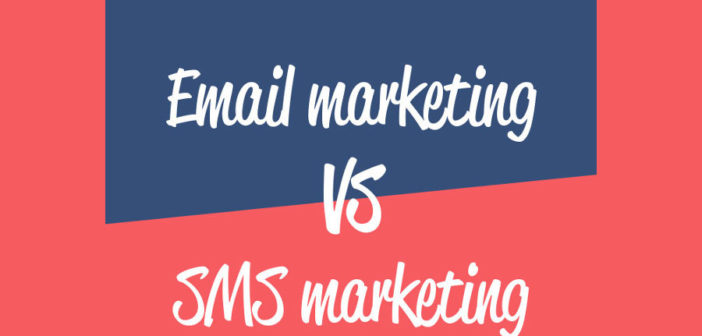 Email vs. SMS: Battle of the Heavyweights [Infographic]
