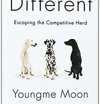 Different- Escaping the Competitive Herd