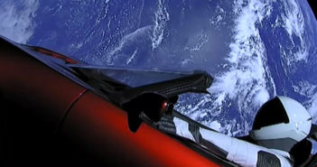 Elon Musk drew more attention to SpaceX's launch of its Falcon Heavy rocket by including a Tesla Roadster.