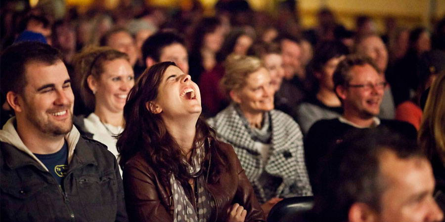 How To Get Your Next Audience To Laugh During Your Speech