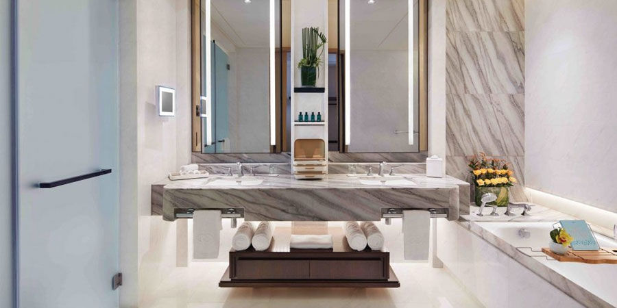 What Bathroom Amenities Can Tell Us About Luxury Hotels