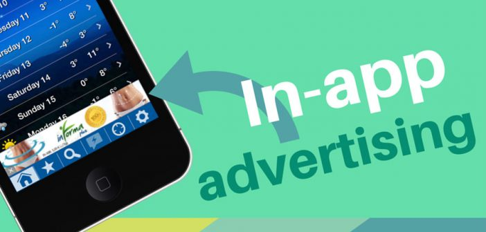 In-app advertising has come a long way: Here's why you should use it