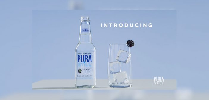 THIS NEW WATER BRAND WILL GET YOU BUZZED