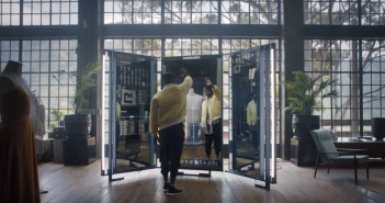 Samsung Galaxy campaign looks to 'The Future' with a soundtrack from the past