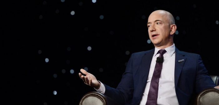 How Jeff Bezos Turned Narrative into Amazon's Competitive Advantage