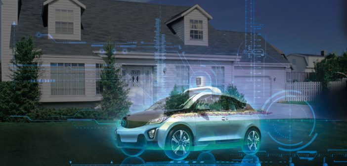 Cars Integrate with Smart Homes