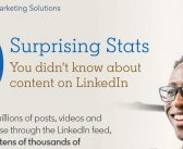 10 Surprising Stats You Didn't Know About Content on LinkedIn [Infographic]