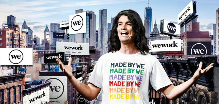 "The I in We  How did WeWork's Adam Neumann turn office space with ""community"" into a $47 billion company? Not by sharing."