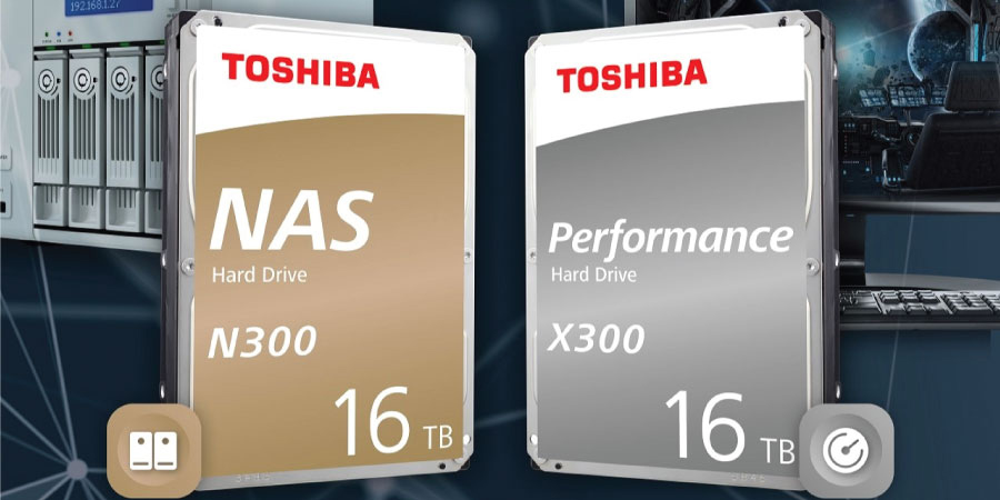 More Drive for Gaming, Performance with the X300 and N300