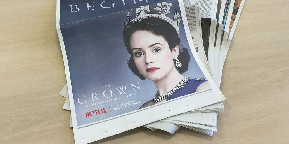 Netflix, the New York Times & the Evils of Advertising