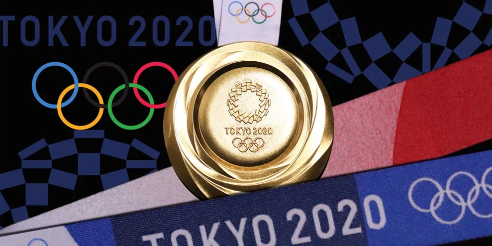 The Olympics will be in 2021. The branding will still say '2020'