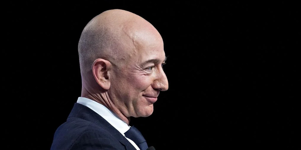 AN ASTONISHING VISUALIZATION OF JEFF BEZOS' WEALTH, AND THE MUST-READ REPORT ON THE STATE OF AGENCIES