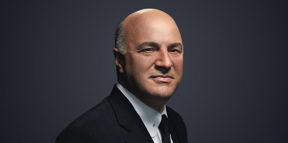 The committed innovator: A discussion with investor Kevin O'Leary