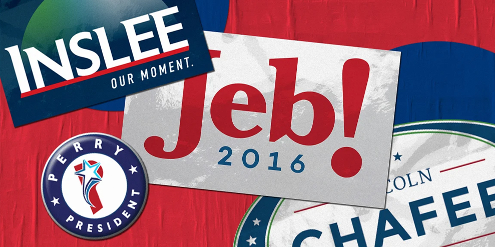 What's the worst political campaign branding of all time? Experts weigh in