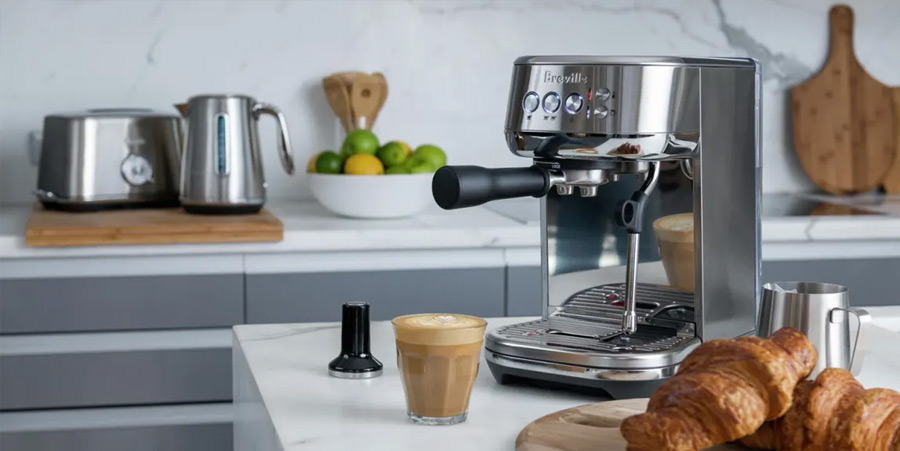 Forget Starbucks. Breville's small, cheap espresso maker is all you need