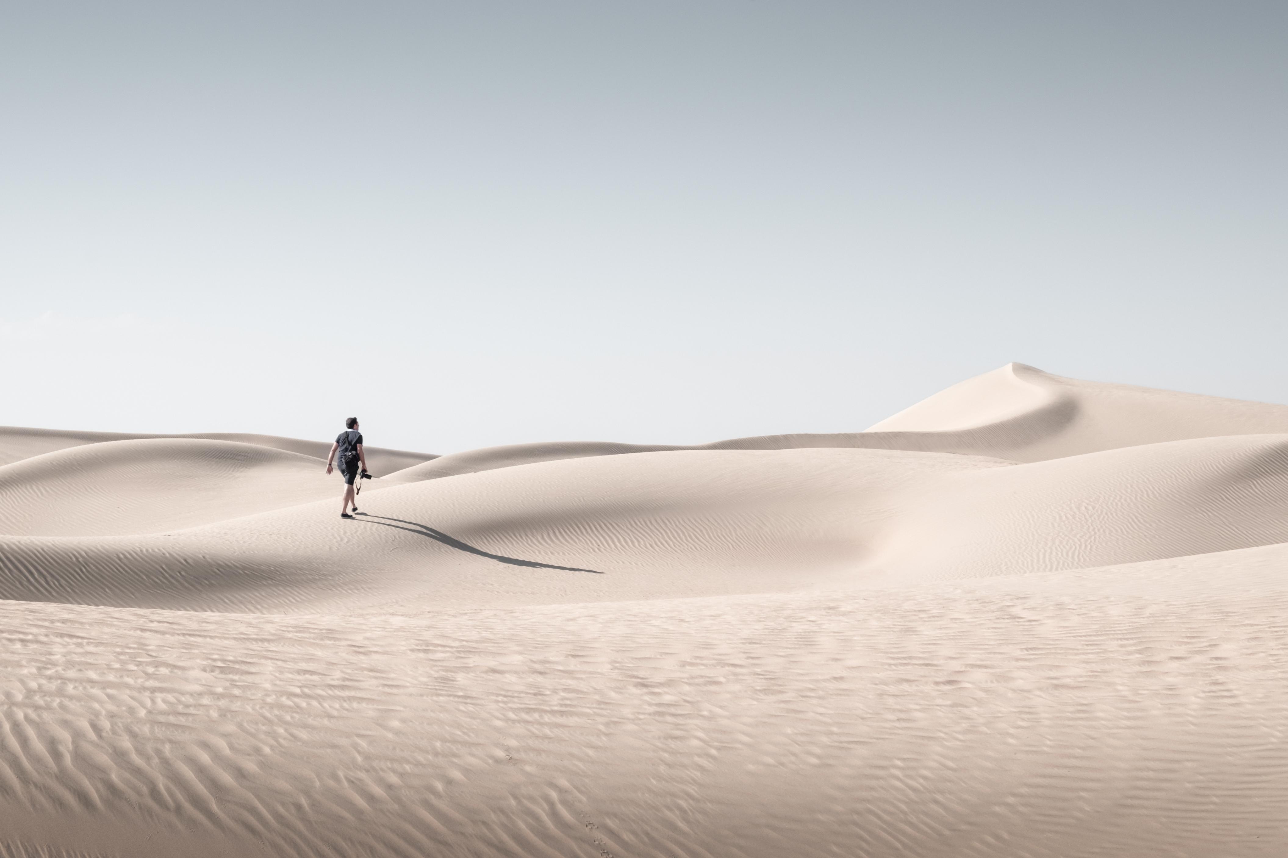 Desert Port - 1