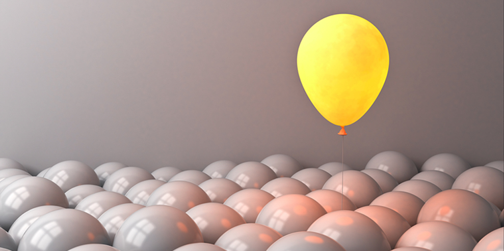 Unleashing creativity against adversity