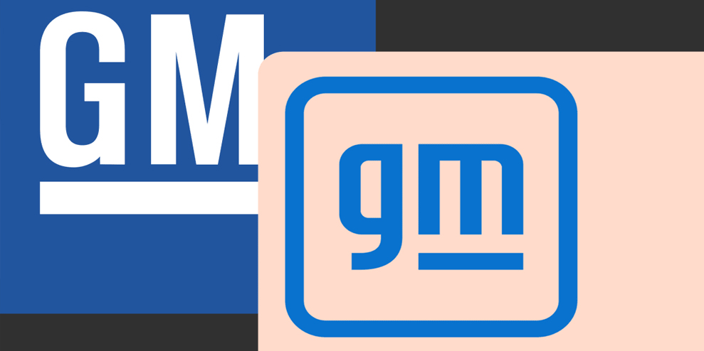General Motors' new logo is the biggest branding fail of 2021 (so far)