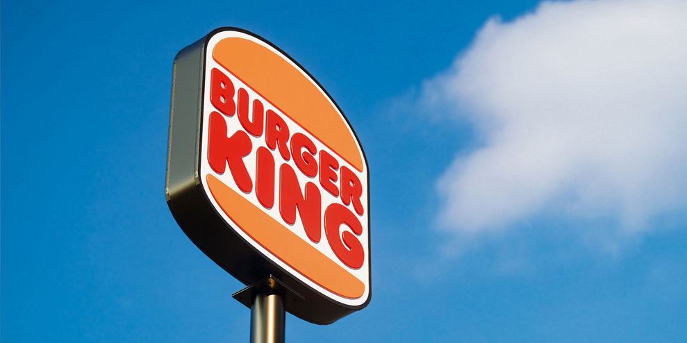 Burger King's New Logo Is a Blast From the Past