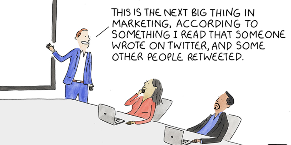 the next big thing in marketing