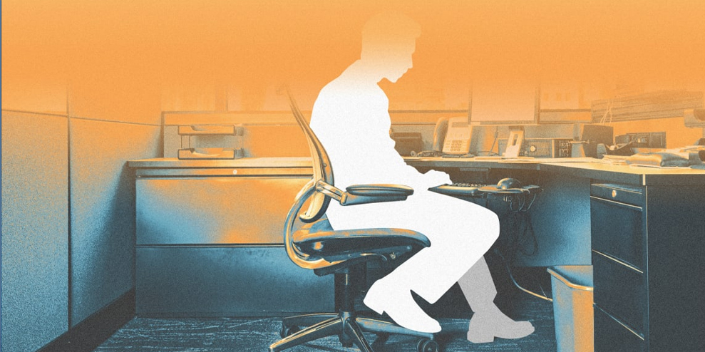 Your office air is making you stupider