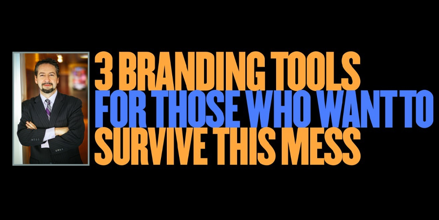 3 Branding Strategies for Those Who Want To Come Out Of This Crazy Time Bigger and Better
