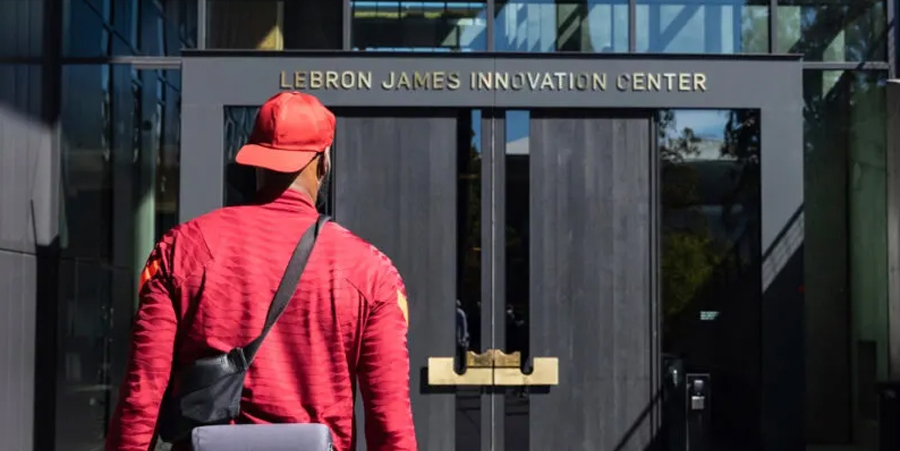 See the 8 most amazing sights at Nike's new LeBron James Innovation Center
