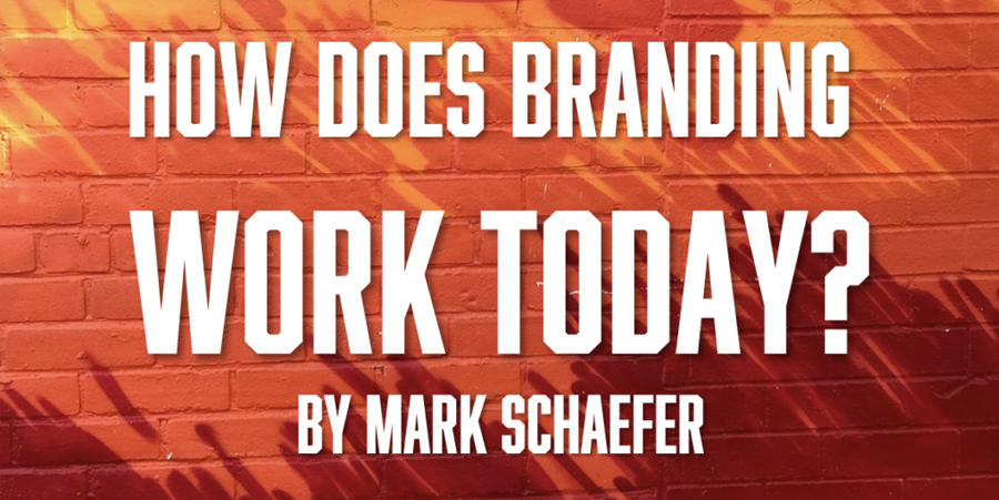 How does branding work today? The answer might surprise you.